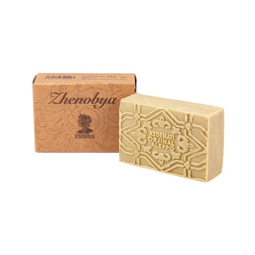 Zhenobya Shampoosoap with 7 oils