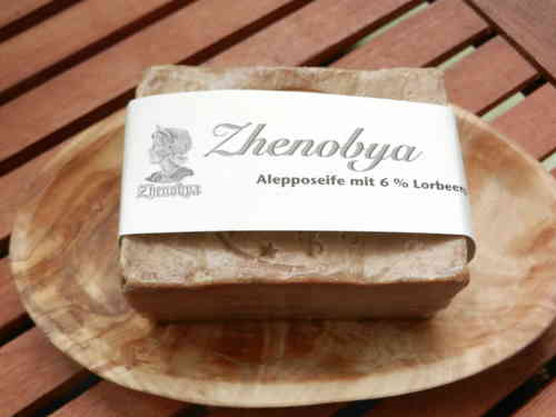 Alepposoap 94 % Olive-/6 % Laurel Oil